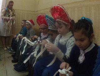 Russian weaving school