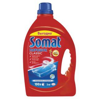 Dishwashing powder in dishwashers 3 kg SOMAT (Somat) Classic