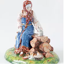 Maiden (Peoples of the World) - interior products