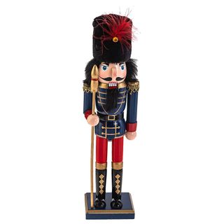 "Wooden figurine ""the Nutcracker and the king of mice"" 30 cm"