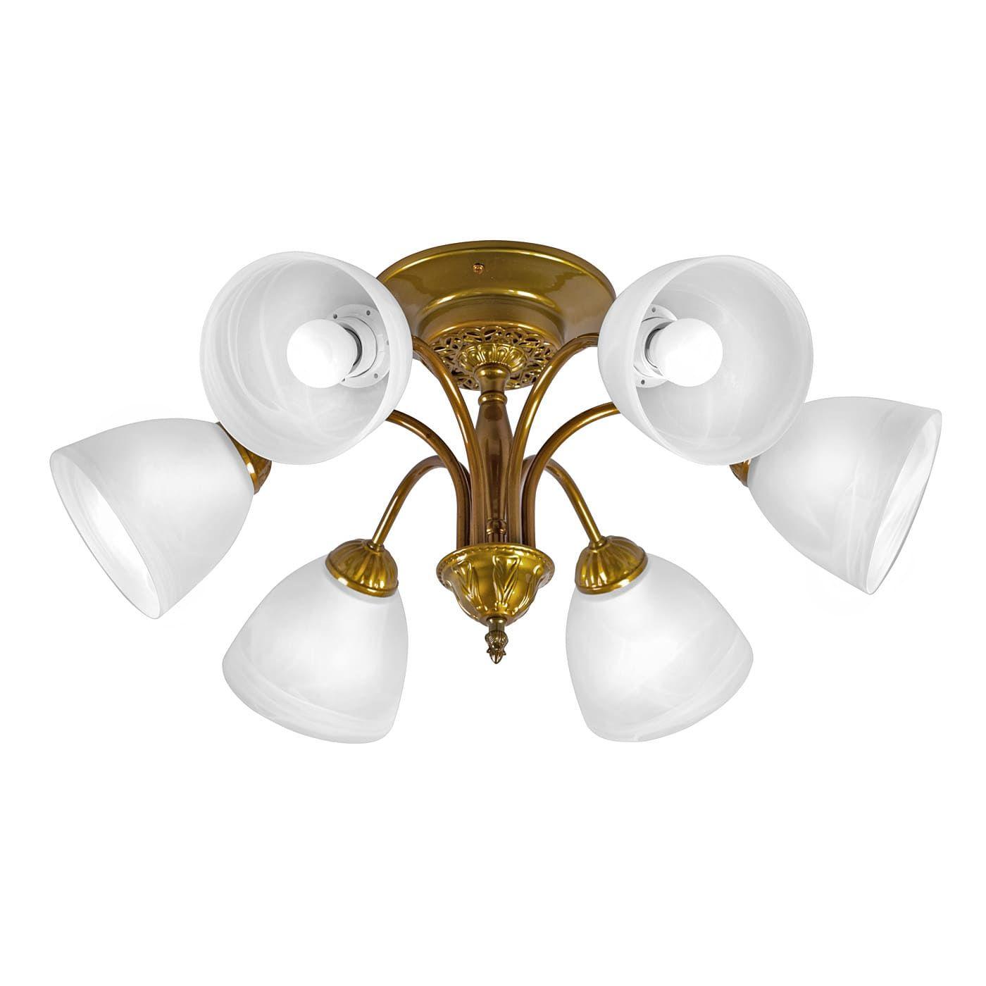 PETRASVET / Ceiling chandelier S2116-6, 6xE27 max. 60W