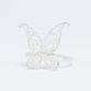 "Kazakovskaya Filigree / Napkin holder ""Butterfly"" silvering - view 3"