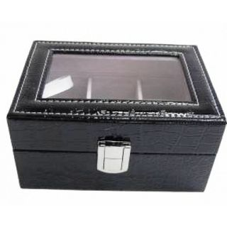 The packaging of the watch box has a black capacity of 200g.