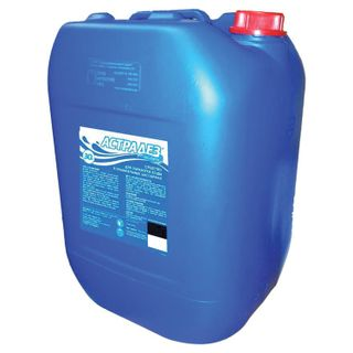 Means for disinfection of water in swimming pools ASTRADEZ OXYGEN 30 l