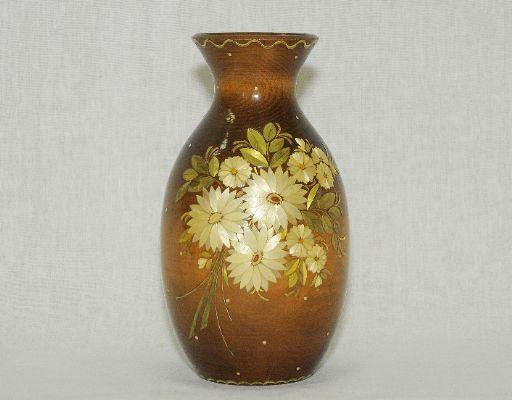 Vyatka souvenir / Vase decorative inlay No. 5