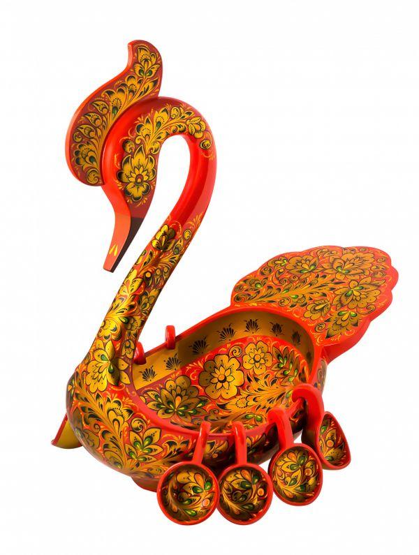 Bucket 'Swan' 410х240 mm