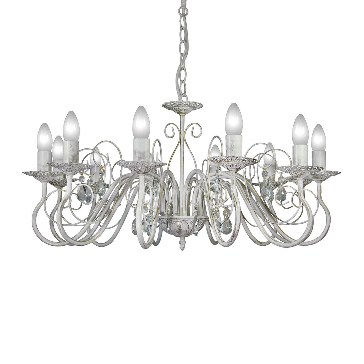 PETRASVET / Pendant chandelier S1161-12, 12xE14 max. 60W