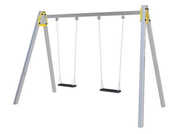 Swing double F602 powder paint