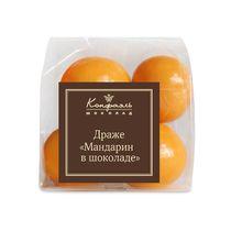 Mini pack pills in white chocolate Mandarin