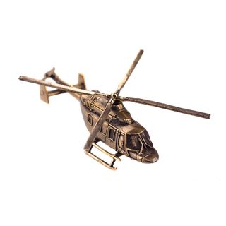 "The model of the helicopter ""Ansat"" 1:200"