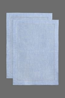 A set of linen napkins for appliances - Placemata