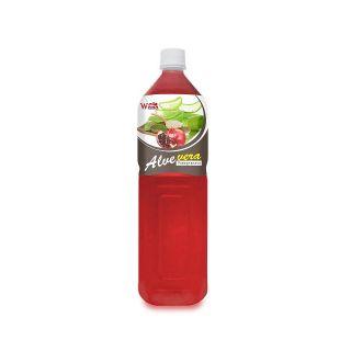 1.5L PURE ALOE VERA JUICE DRINK WITH PINEAPPLE BOTTLE