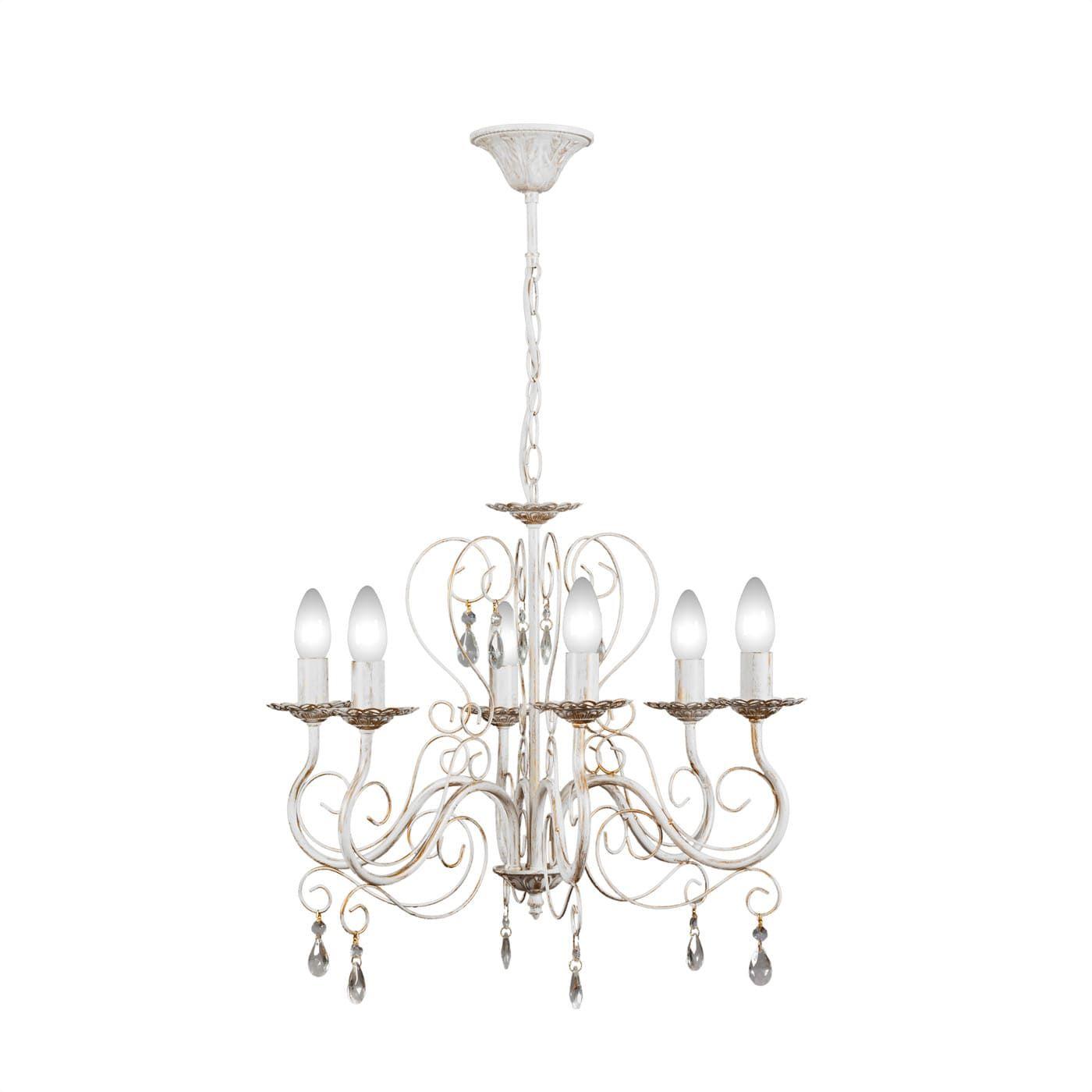 PETRASVET / Pendant chandelier S1021-6, 6xE14 max. 60W
