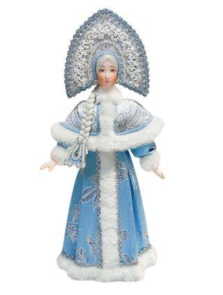 Snow Maiden in a cape, 22 cm.