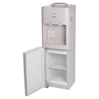 SONNEN FSE-02 water cooler, floor, FREE/GREEN E, cabinet, 2 taps, beige