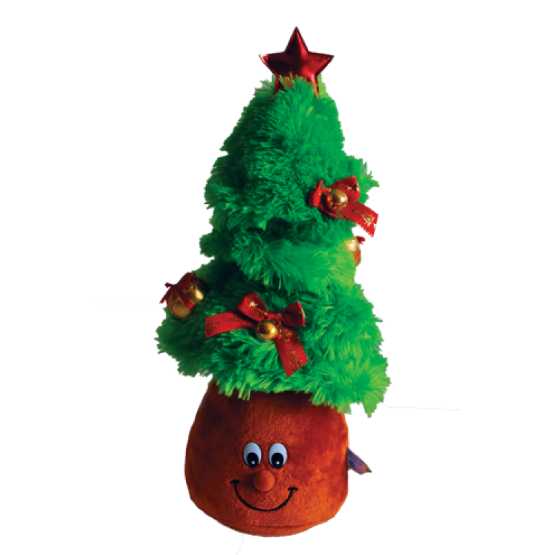 "Interactive toy ""a Christmas Tree"""