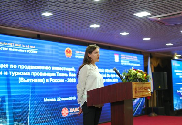 Global Rus Trade took part in the Russian-Vietnamese business conference