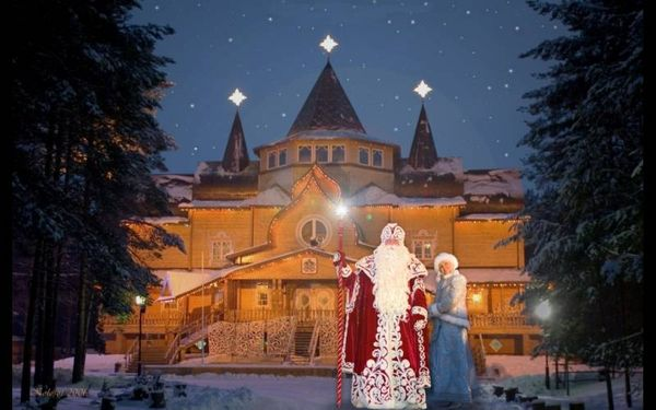 "Tour of Veliky Ustyug ""Two days in the fairy tale of Santa Claus"" - 4 days"