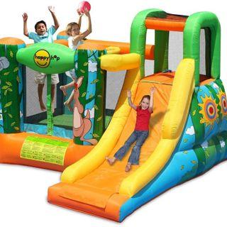 """Children's inflatable trampoline """"Summer Adventure"""""""