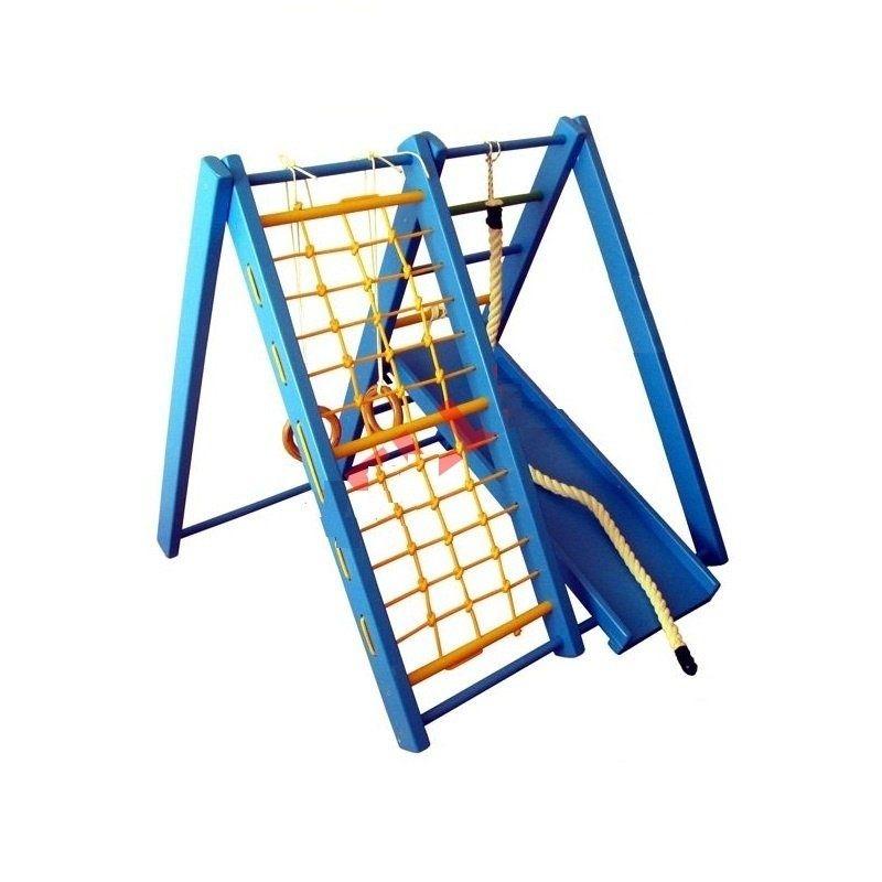 Sport-Ellada / Slide-sports complex for kids 1400х1200х1200mm