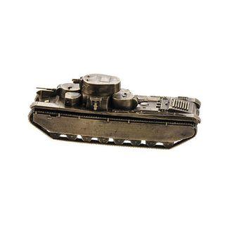 Model of tank T-35 1:100