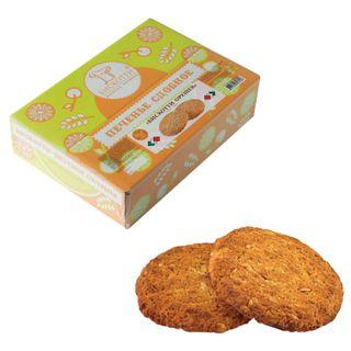 BISCOTTI / Oreshek butter cookies, cardboard box 700 g (Russia)