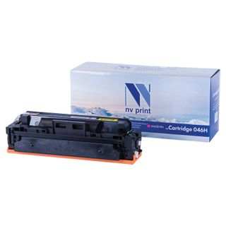 Magenta toner cartridge NV PRINT (NV-046HM) for CANON LBP653Cdw / 654Cx / MF732Cdw, yield 5000 pages
