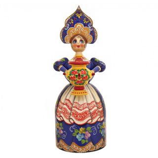 Doll wooden