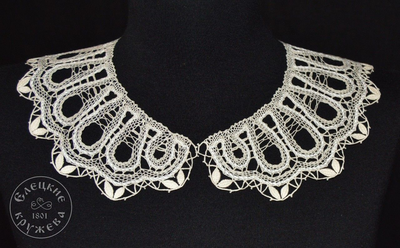 Yelets lace / Lace collar С514