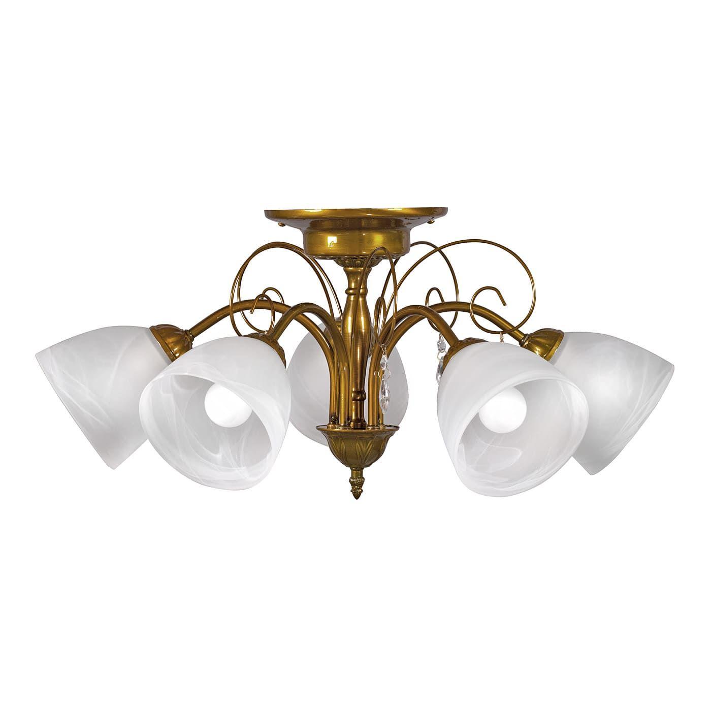 PETRASVET / Ceiling chandelier S2113-5, 5xE27 max. 60W