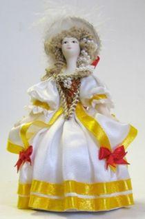 Doll gift. Fashionista