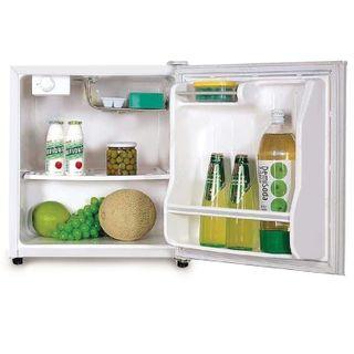 DAEWOO FR-051A /FR-051AR fridge, total 59 litres, freezer-free, 44x45x51cm, white