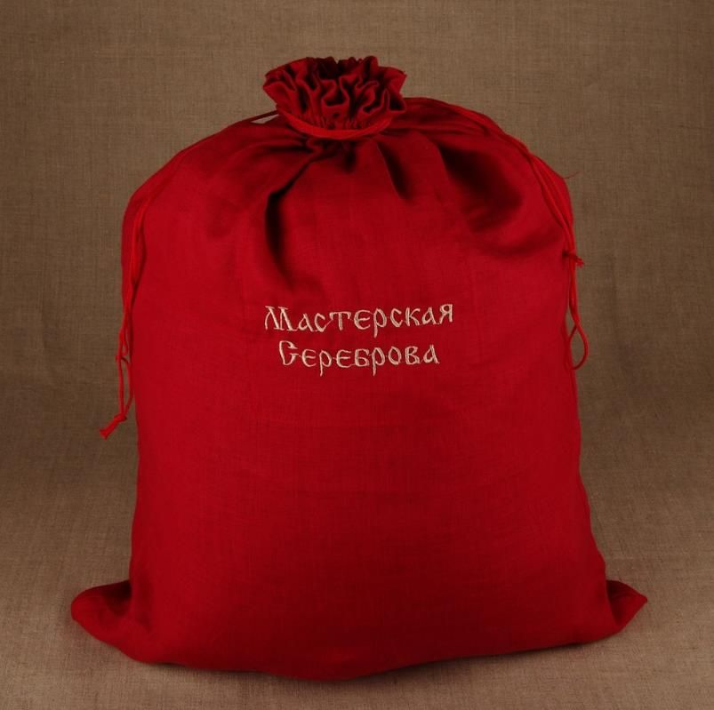 Serebrov's workshop / Tool bag 460 × 560 mm