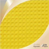 Canvas waffle No. 088 Yellow