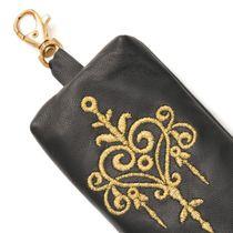 Leather Key Case 'Retro'