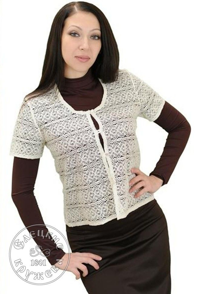 Yelets lace / Women's lace blouse С479