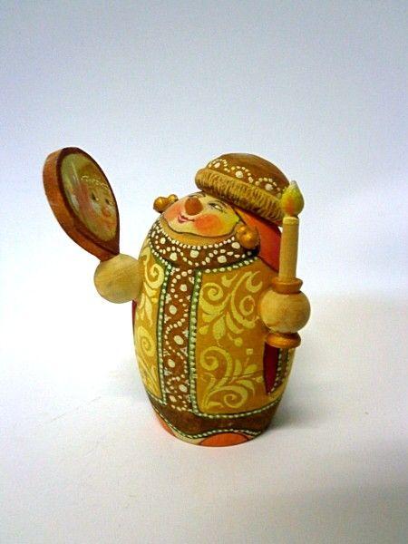 "Tver souvenirs / Box ""Boyarynya"""