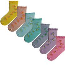 Socks for girls with original design