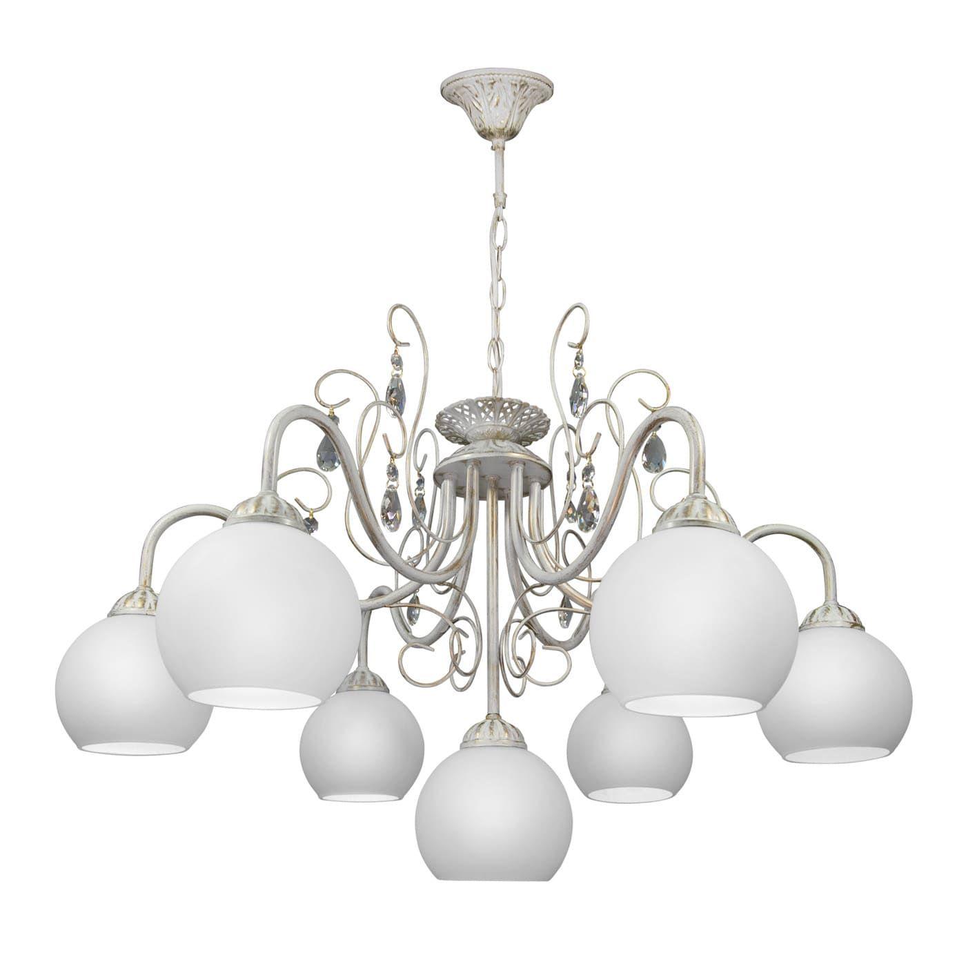 PETRASVET / Suspended chandelier S2404-7, 7xE27 max. 60W