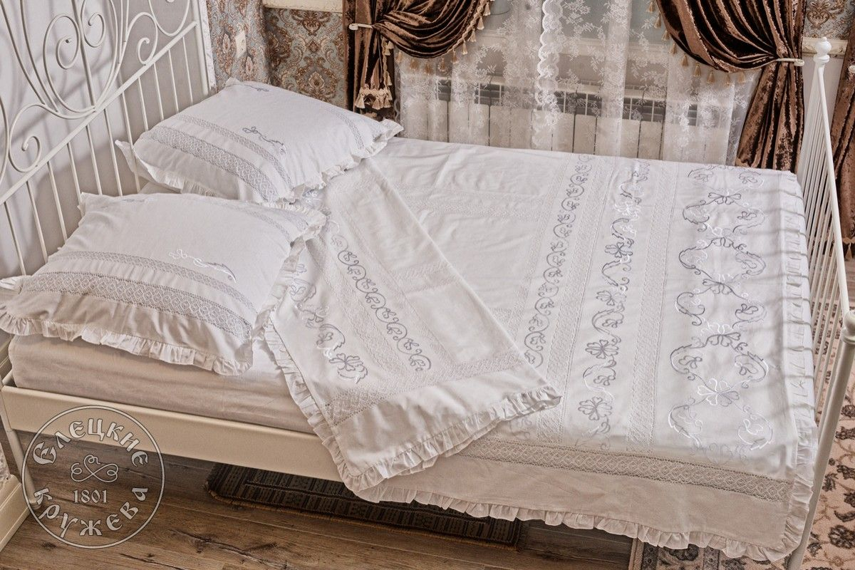 Yelets lace / Double bedding set С2178Е