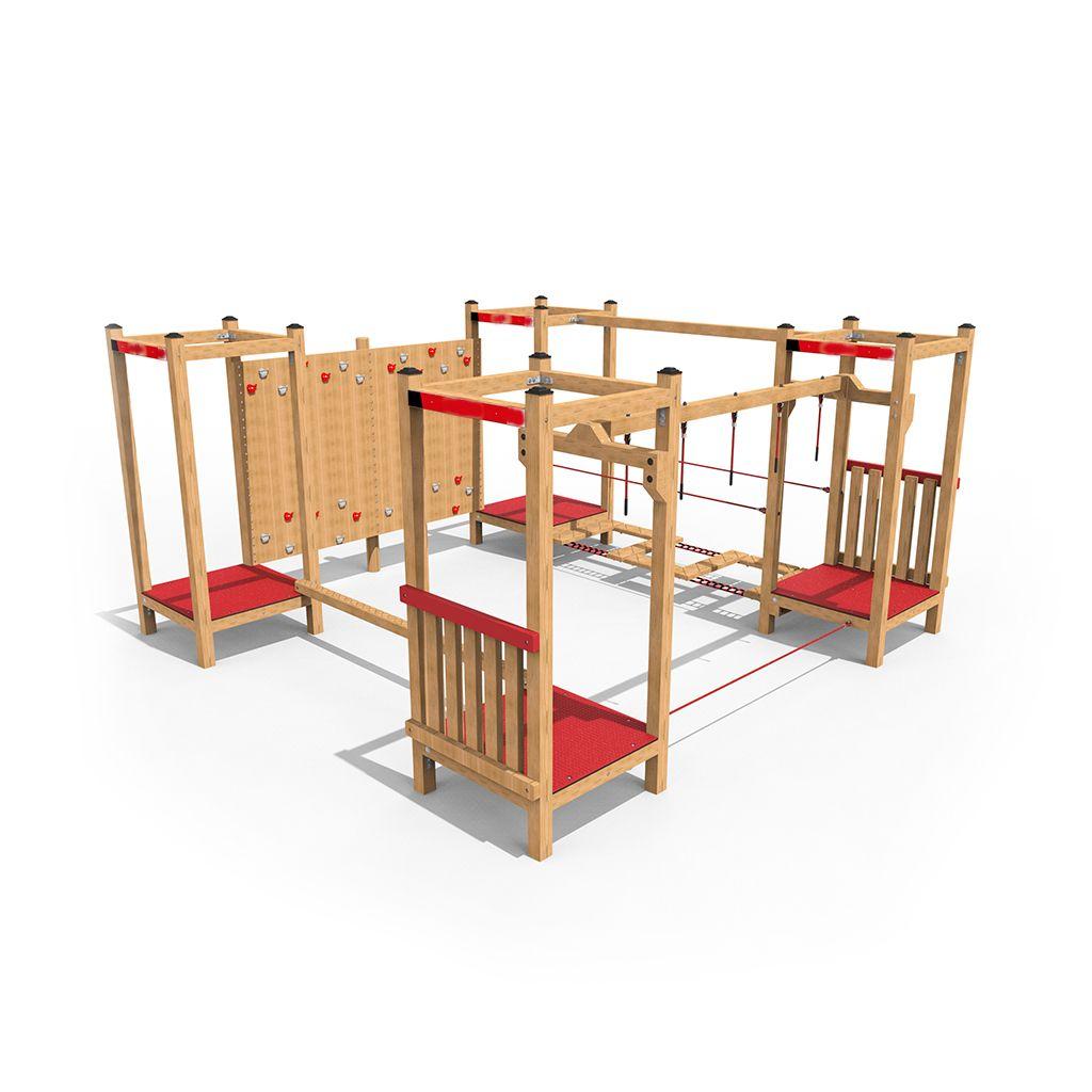 "Hercules / Children's climbing complex ""v.2 Resin"""