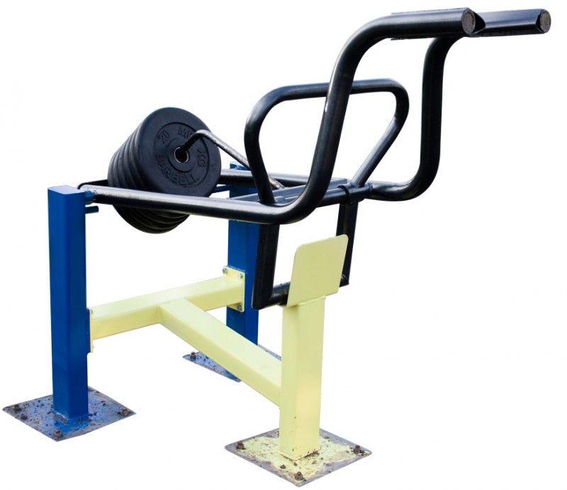 MB Barbell / Squat Machine