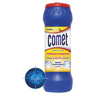 "Cleaner COMET (Komet) ""Lemon"" disinfectant powder 475 g"