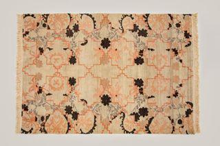 """LA`AL Textiles / Carpet """"Suzani Patchwork"""", 140 x 210 cm"""