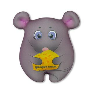 """Anti-stress toy """"Cheese Happiness"""" large(3)"""