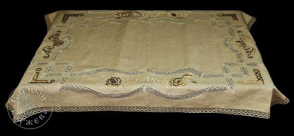 Linen tablecloth С2013А