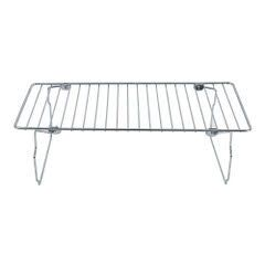 Stainless Steel Folding Dish Organizer