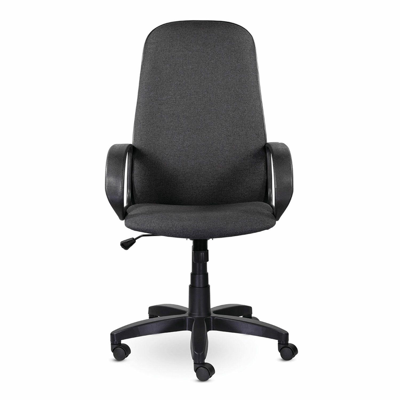 "Brabix ""Praktik EX-279"" office chair, fabric/skins, gray"
