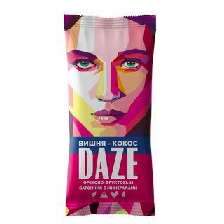 DAZE CHERRY – COCONUT nut fruit bars