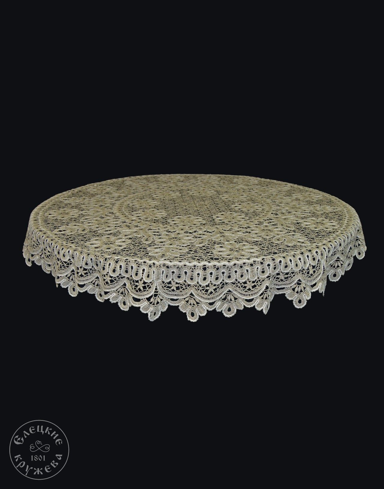 Yelets lace / Lace tablecloth С1673